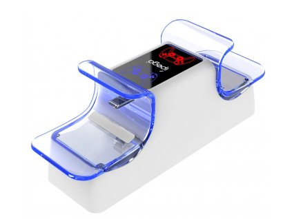 Nabíjecí základna pro PS5 ovladače - iPega, P5003 PS5 Gamepad Double Charger