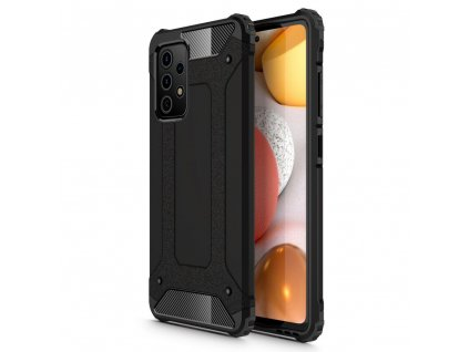 Ochranný kryt pro Samsung Galaxy A52 5G/LTE - Tech-Protect, Xarmor Black