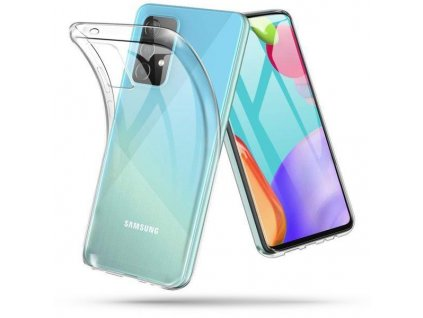 Ochranný kryt pro Samsung Galaxy A72 5G - Tech-Protect, Flexair Crystal
