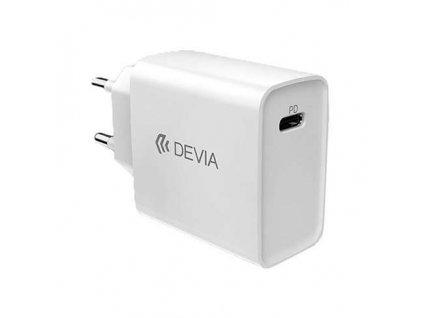 Rychlá nabíječka do sítě pro iPhone a iPad - Devia, Smart Quick Charger PD 20W