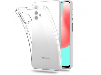 Ochranný kryt pro Samsung Galaxy A32 LTE - Tech-Protect, Flexair Crystal