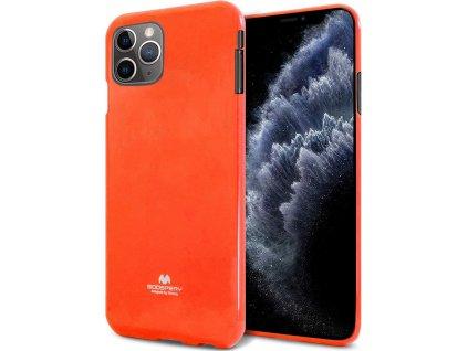 Ochranný kryt pro iPhone XS / X - Mercury, Fluorscence Jelly Orange