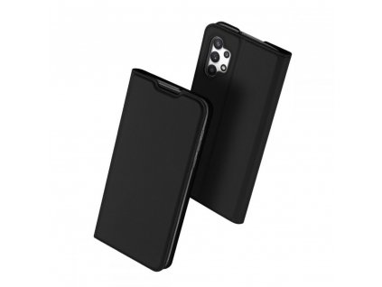 Ochranné pouzdro pro Samsung Galaxy A32 LTE - DuxDucis, SkinPro Black