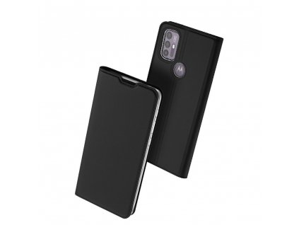 Ochranné pouzdro pro Motorola Moto G10 / G30 - DuxDucis, SkinPro Black