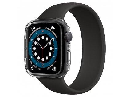 Pouzdro / kryt pro Apple Watch 44mm - Spigen, Thin Fit Clear