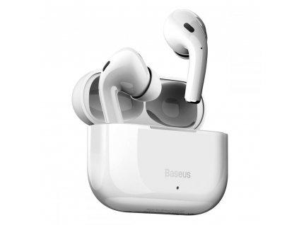 Bezdrátová sluchátka - Baseus, W3 TWS White