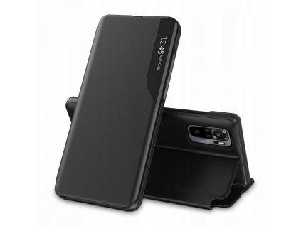 Ochranné pouzdro na Xiaomi Redmi Note 10 Pro - Tech-Protect, Smart View Black