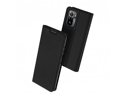 Ochranné pouzdro pro Xiaomi Redmi Note 10 / 10S - DuxDucis, SkinPro Black