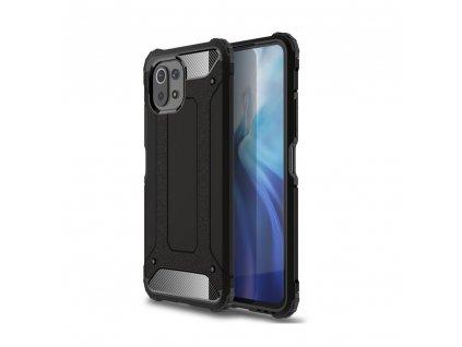 Ochranný kryt pro Xiaomi Mi 11 Lite - Tech-Protect, Xarmor Black