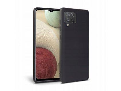 Ochranný kryt pro Samsung Galaxy M12 - Tech-Protect, Icon Black