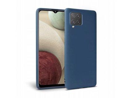 Ochranný kryt pro Samsung Galaxy M12 - Tech-Protect, Icon Blue