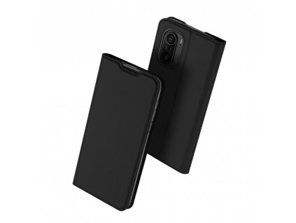 Ochranné pouzdro na Xiaomi Poco F3 / Mi 11i - DuxDucis, SkinPro Black