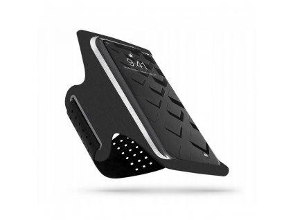 Sportovní pouzdro na mobil - Tech-Protect, G10 Universal Sport Armband Black