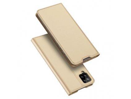Ochranné pouzdro pro Samsung Galaxy A12 - DuxDucis, SkinPro Gold