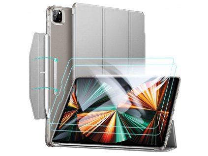 Ochranný kryt pro iPad Pro 12.9 (2021) - ESR, Ascend Trifold Gray