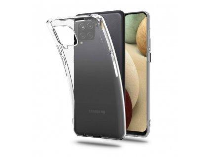 Ochranný kryt pro Samsung Galaxy M12 - Tech-Protect, Flexair Crystal