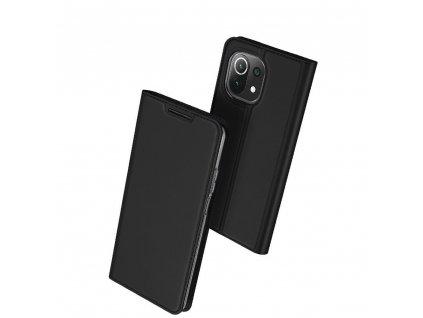 Ochranné pouzdro na Xiaomi Mi 11 Lite - DuxDucis, SkinPro Black