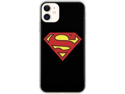 Etui Superman 002 DC Nadruk pelny Czarny