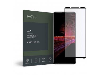 Hybridní ochranné sklo na SONY Xperia 1 III - Hofi, Glass Pro+