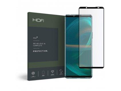 Hybridní ochranné sklo na SONY Xperia 5 III - Hofi, Glass Pro+