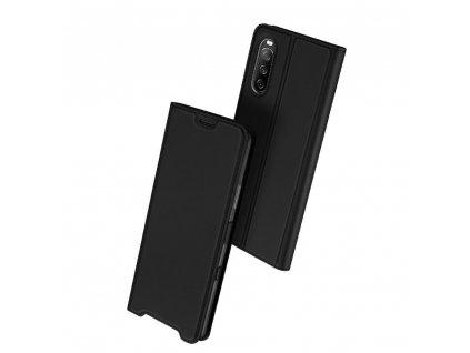 Pouzdro pro SONY Xperia 10 III - DuxDucis, SkinPro Black