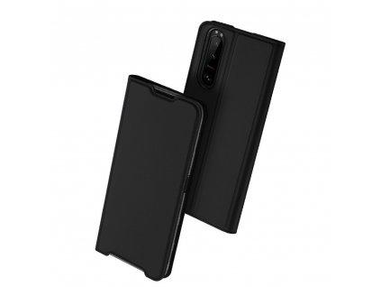 Pouzdro pro SONY Xperia 5 III - DuxDucis, SkinPro Black