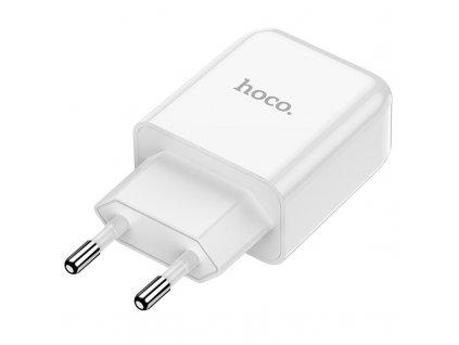hoco n2 vigour single port wall charger eu white