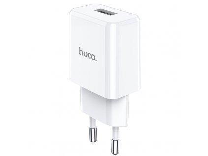 Nabíjecí USB adaptér do sítě - Hoco, N9 Especial White