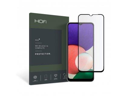 Hybridní ochranné sklo na Samsung Galaxy A22 5G - Hofi, Glass Pro+