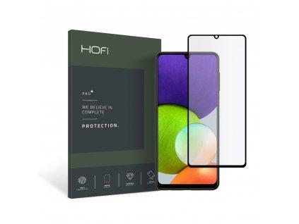 Hybridní ochranné sklo na Samsung Galaxy A22 LTE - Hofi, Glass Pro+