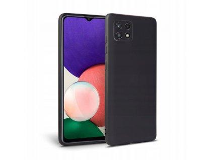 Ochranný kryt pro Samsung Galaxy A22 5G - Tech-Protect, Icon Black