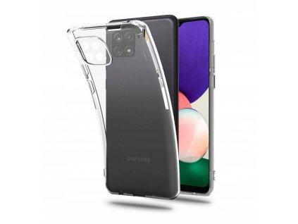 Ochranný kryt pro Samsung Galaxy A22 5G - Tech-Protect, FlexAir Crystal