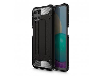 Ochranný kryt pro Samsung Galaxy A22 LTE - Tech-Protect, Xarmor Black