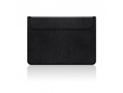 Kožený obal / pouzdro pro MacBook 12 - SLG, D5 CAL Black