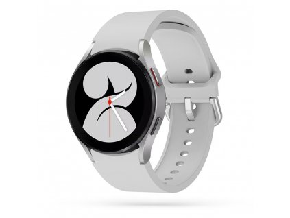 Řemínek pro Samsung Galaxy Watch 40mm / 42mm / 44mm / 46mm - Tech-Protect, Iconband Gray