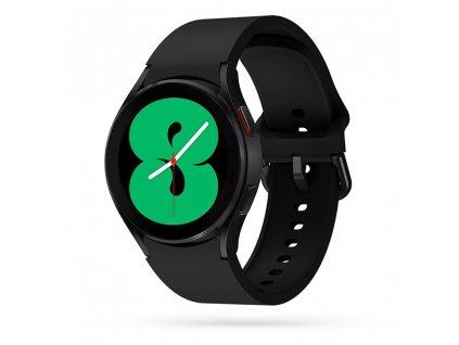 Řemínek pro Samsung Galaxy Watch 40mm / 42mm / 44mm / 46mm - Tech-Protect, Iconband Black