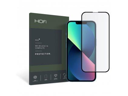 Hybridní ochranné sklo pro iPhone 13 mini - Hofi, Glass Pro+