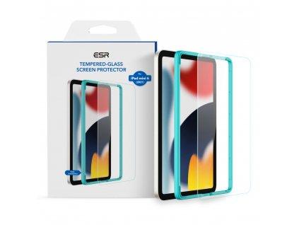 Ochranné tvrzené sklo pro iPad mini 6 - ESR, Tempered Glass (s aplikátorem)
