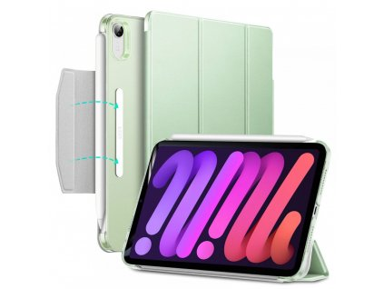 Ochranné pouzdro pro iPad mini 6 - ESR, Ascend Trifold Light Green