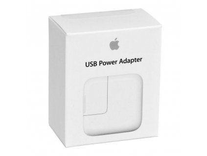 Originální napájecí adaptér - Apple, 12W USB