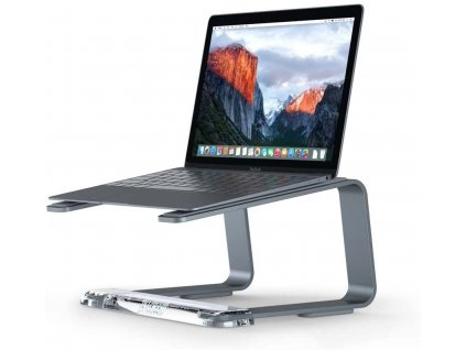 Stojan pro MacBook -  Griffin, Elevator Space Grey