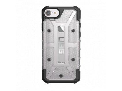 Pouzdro / kryt pro Apple iPhone 8 / 7 / 6s / 6 / SE (2020) - UAG, Plasma Ice Clear