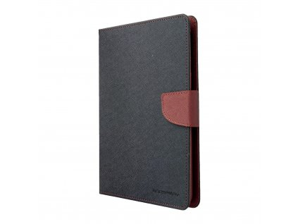 Pouzdro / kryt pro Apple iPad mini 1 / 2 / 3 - Mercury, Fancy Diary Black/Brown
