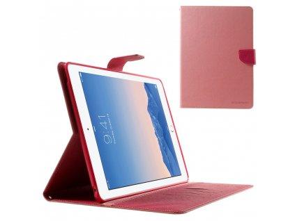 Pouzdro / kryt pro Apple iPad Air 2 - Mercury, Fancy Diary Pink/Hotpink