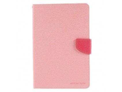 Pouzdro / kryt pro iPad Pro 9.7 (2016) - Mercury, Fancy Diary Pink/Hotpink