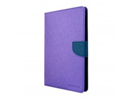 Pouzdro / kryt pro Apple iPad mini 4 / 5 - Mercury, Fancy Diary Purple/Navy