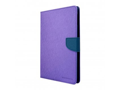 Pouzdro / kryt pro Apple iPad mini 4 - Mercury, Fancy Diary Purple/Navy
