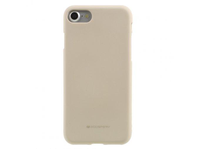 Ochranný kryt pro iPhone 7 / 8 - Mercury, Soft Feeling Stone