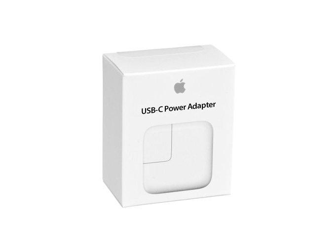 Originální sít'ový adaptér - Apple, 29W USB-C