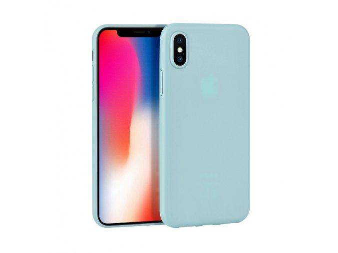 Ochranný kryt pro iPhone X - HOCO, Suya Blue